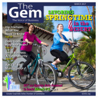 March 2017 GEM Cover