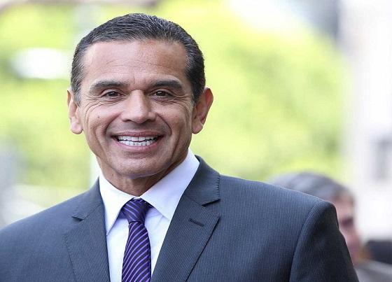 former mayor of los angeles