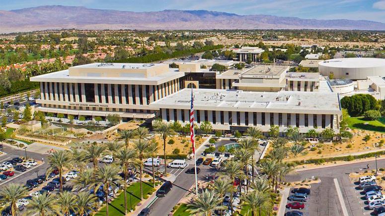 U S  News & World Report Names Eisenhower Medical Center