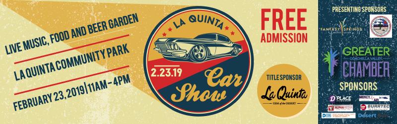 La Quinta Car Show